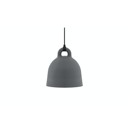 Normann Copenhagen Bell Lamp Medium Grey D42cm