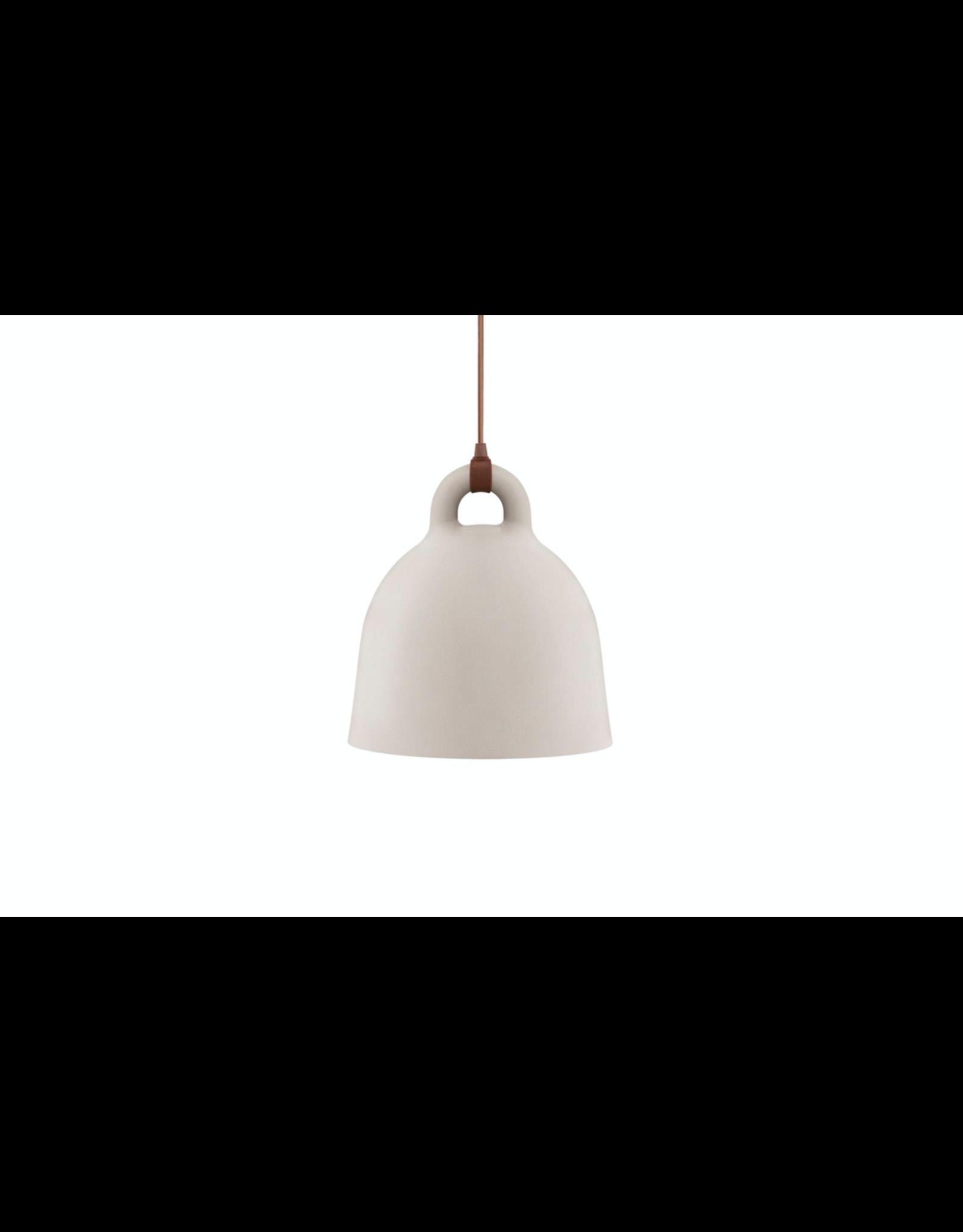 Normann Copenhagen Bell Lamp Medium Sand D42cm