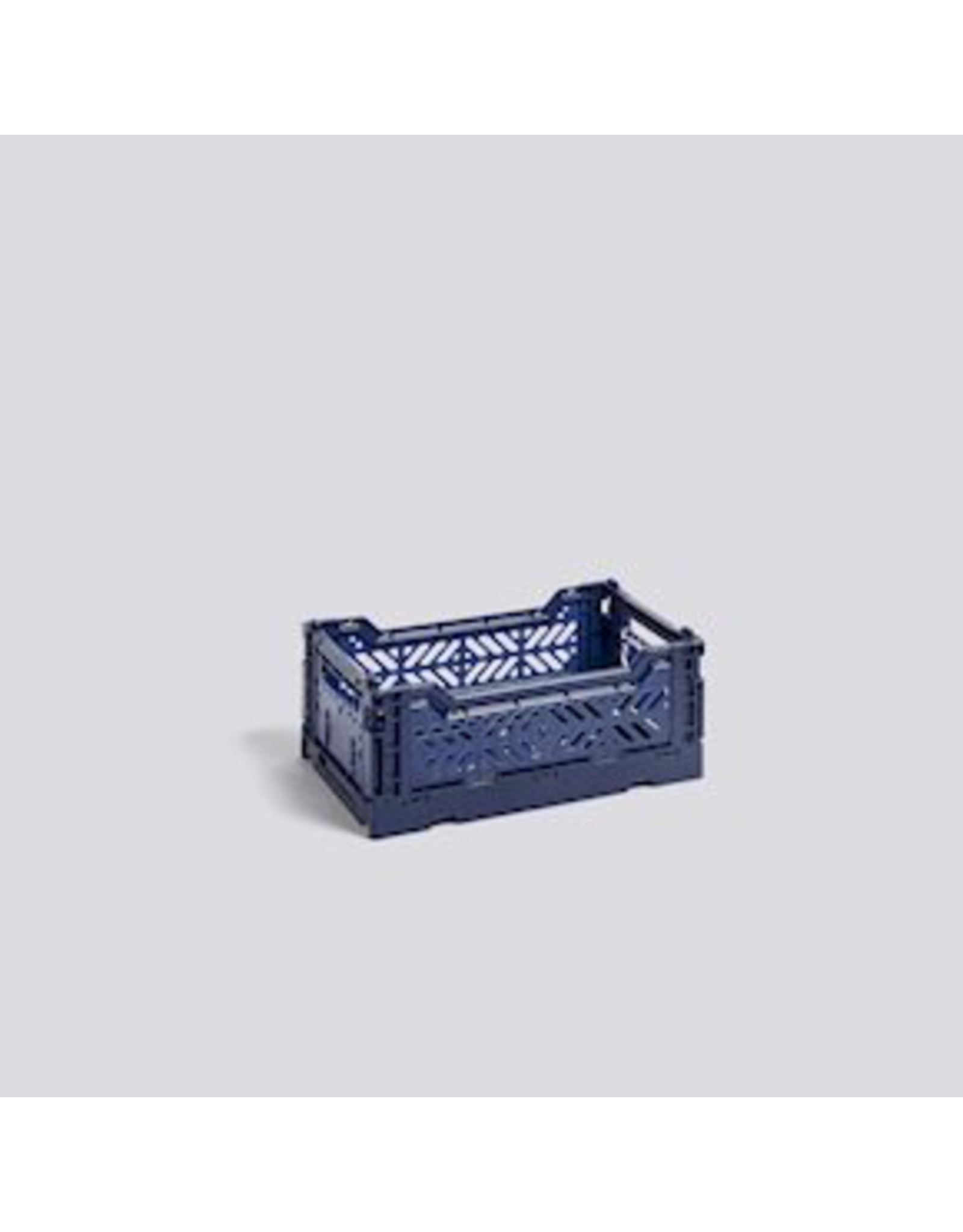 HAY COLOUR CRATE / S NAVY