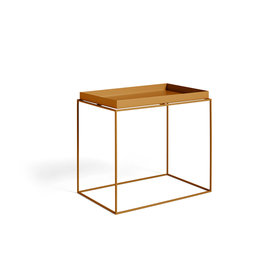 HAY TRAY TABLE / SIDE TABLE L TOFFEE