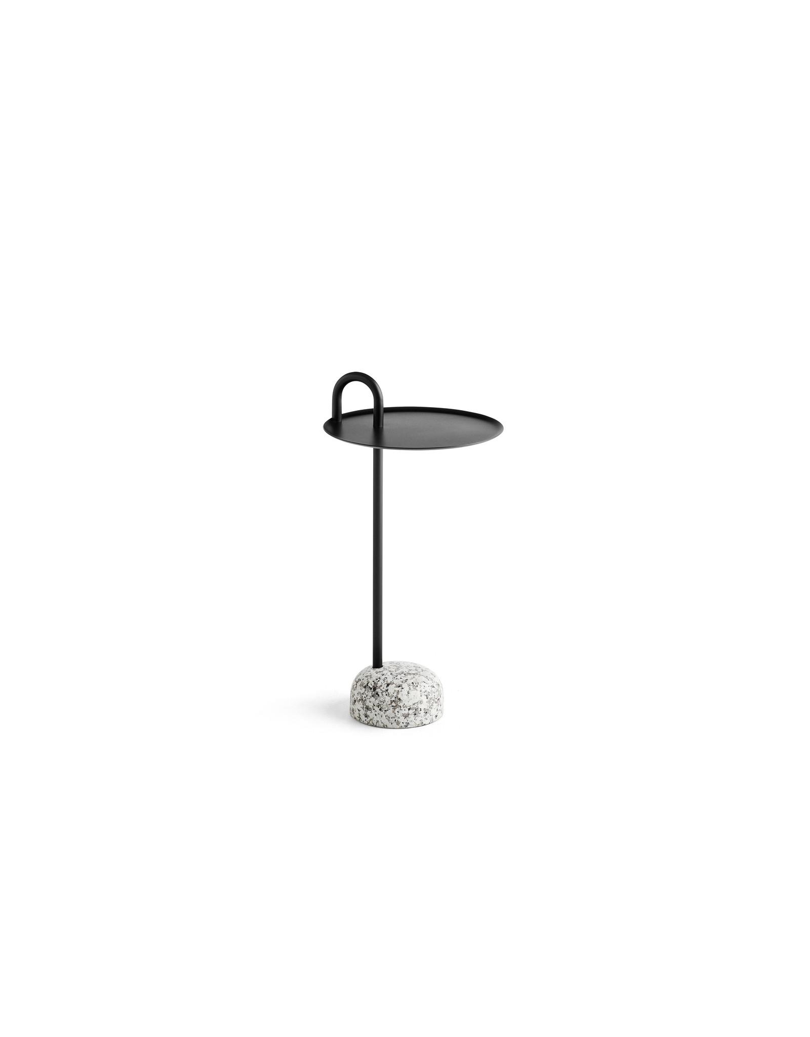 HAY Bowler / Side Table Black