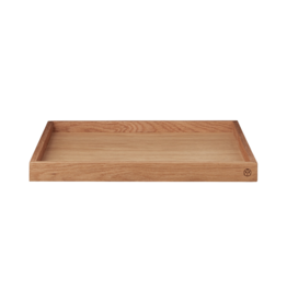 AYTM UNITY WOODEN TRAY OAK LARGE