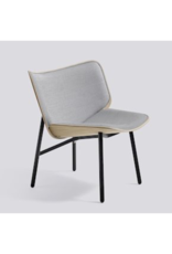 HAY DAPPER / BLACK POWDER COATED STEEL - BLACK STAINED - SURFACE BY HAY 120 FRONT UPHOLSTERY