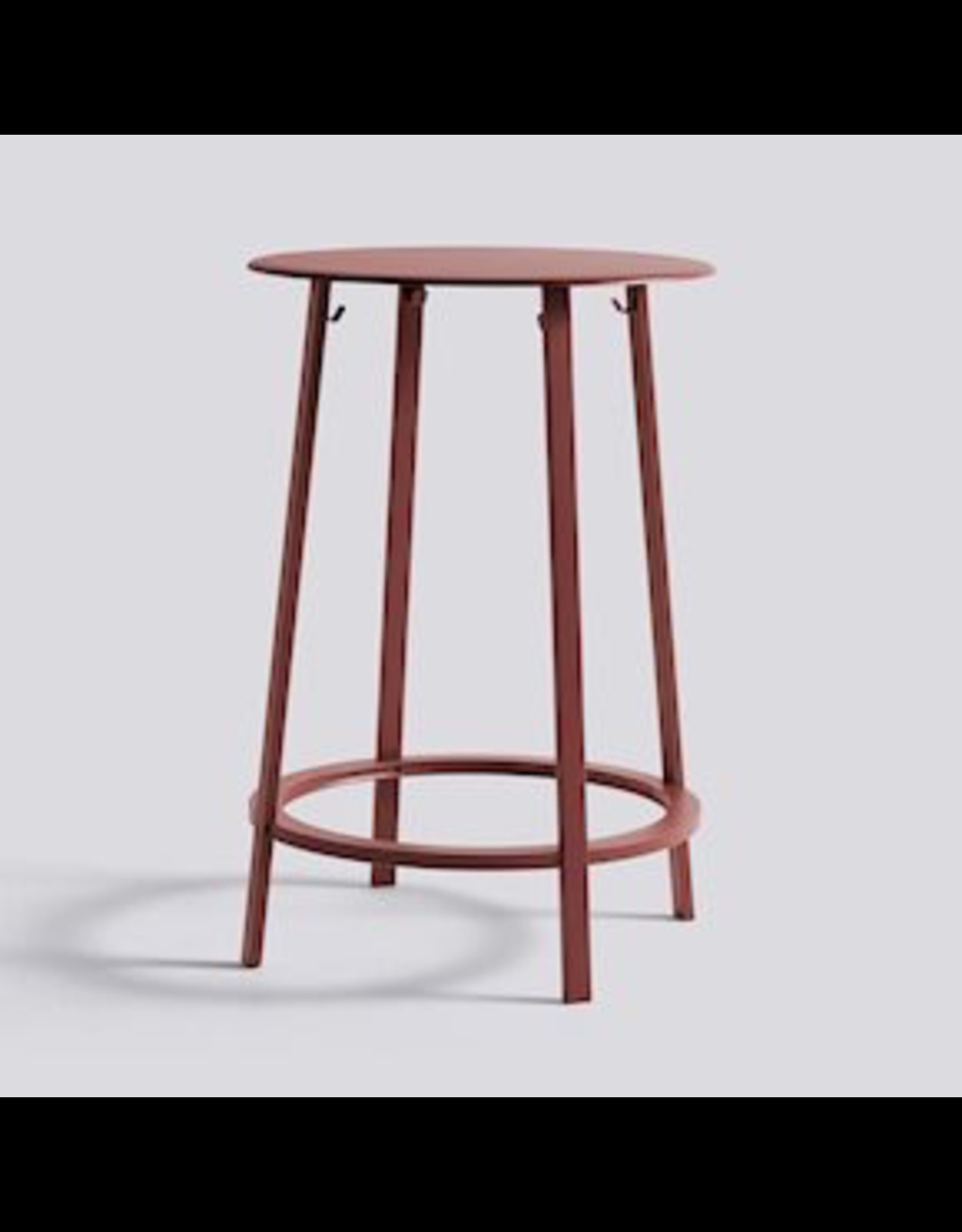 REVOLVER TABLE / RED