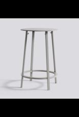 HAY REVOLVER TABLE / SKY GREY