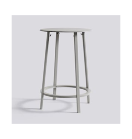 HAY REVOLVER TABLE / SKY GREY