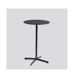 HAY NEU TABLE HIGH / ROUND ANTHRACITE H105