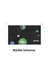 Snurk Snurk Facemask Marble Universe
