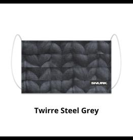 Snurk Snurk Facemask Twirre Steel Grey