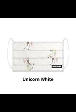 Snurk Snurk Facemask Unicorn White