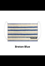 Snurk Snurk Facemask Breton Blue