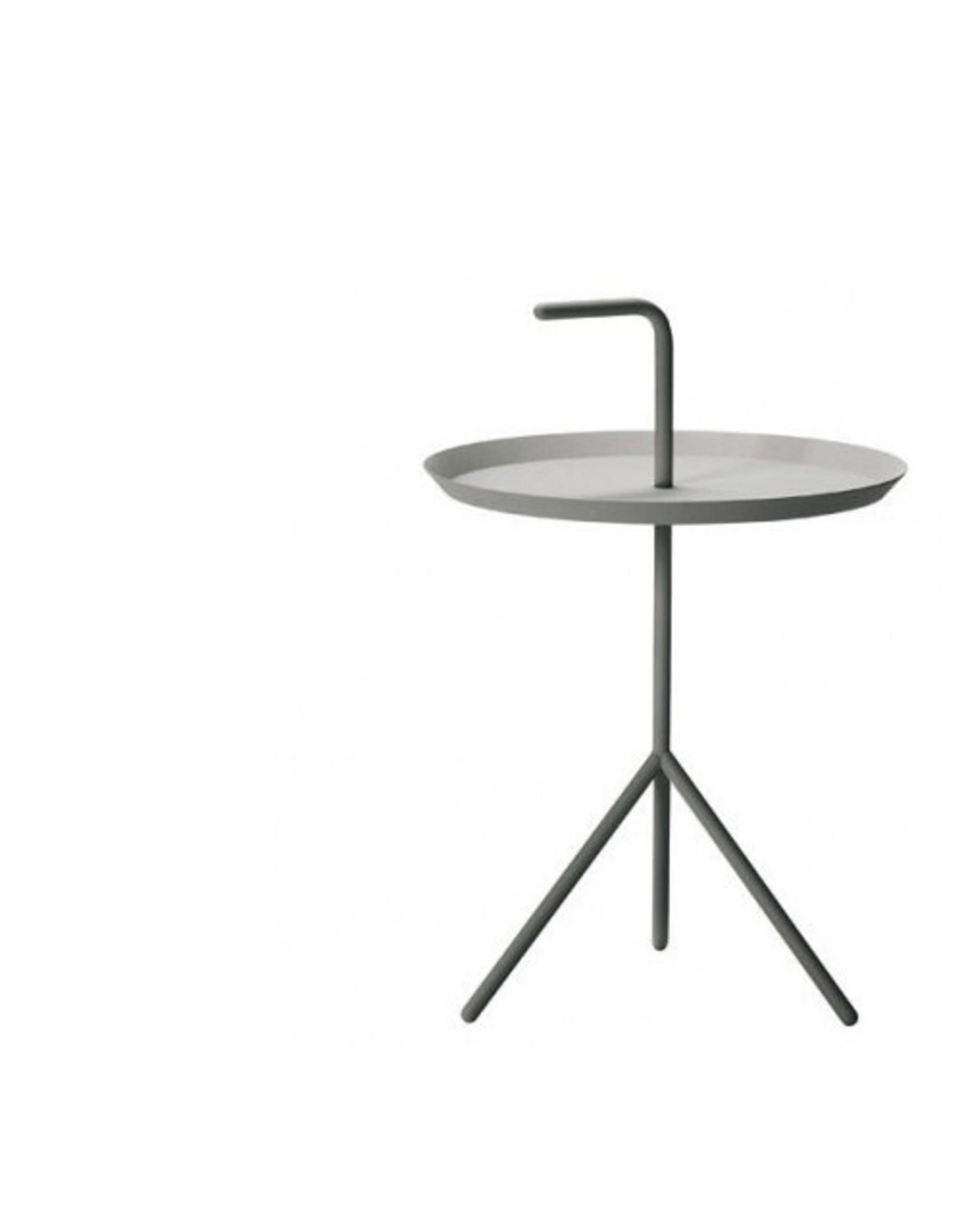 HAY DLM Table Grey