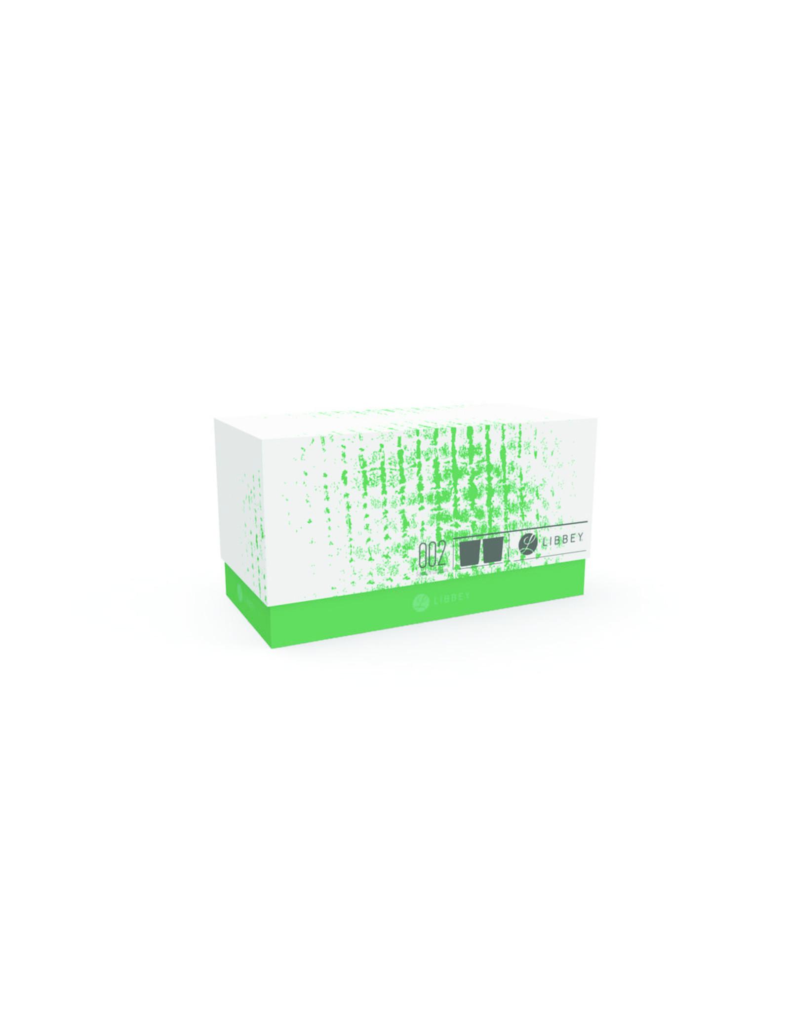 LIBBEY DOF Tactile Silver - 37cl - box/2