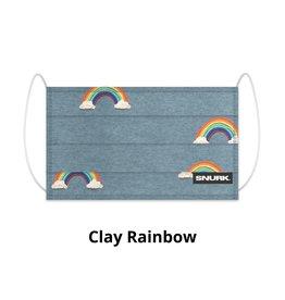 Snurk Snurk Facemask Clay Rainbow