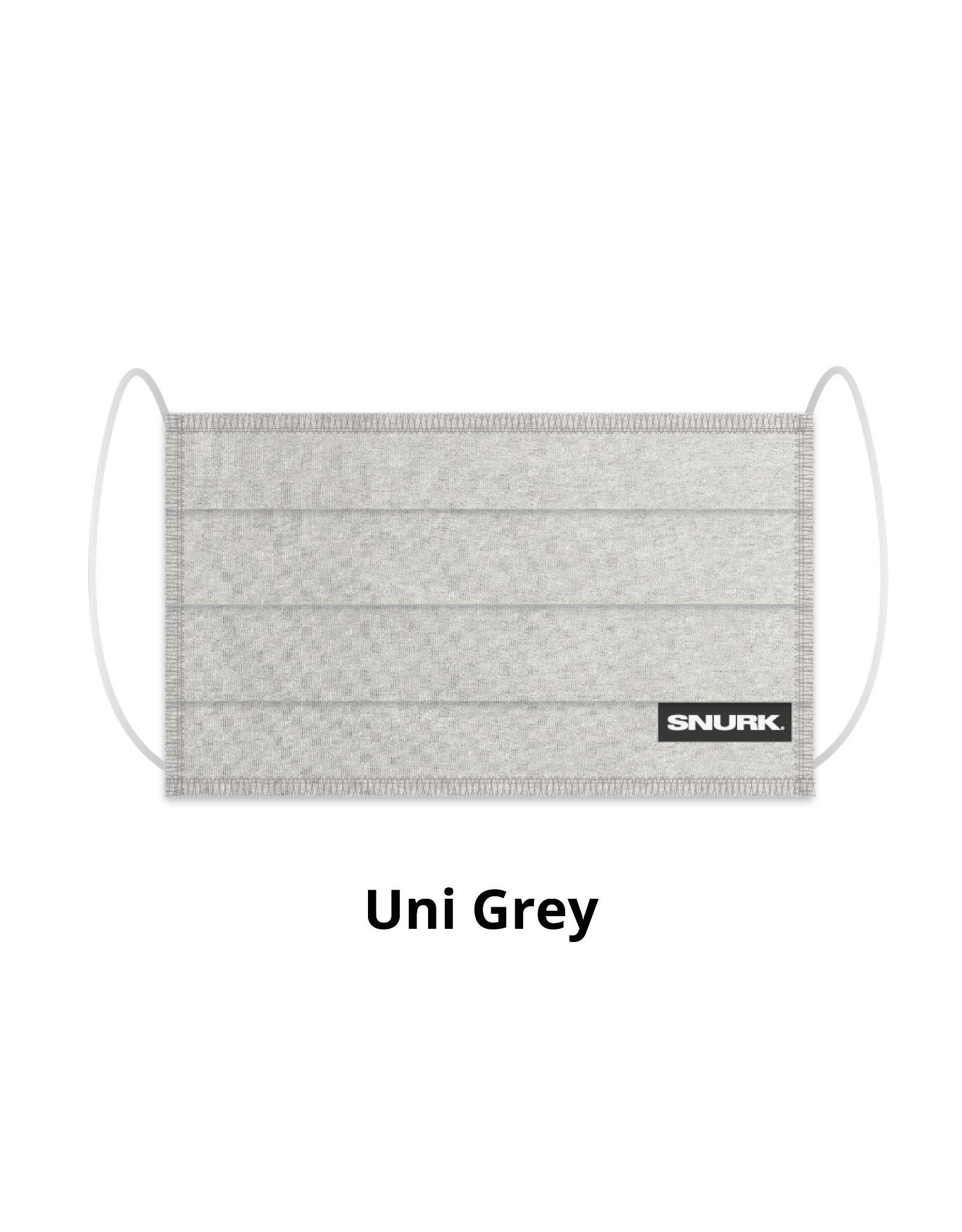 Snurk Snurk Facemask Uni Grey