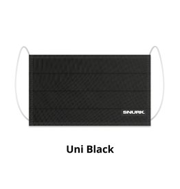 Snurk Snurk Facemask Uni Black