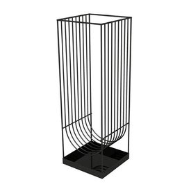 AYTM Curva Umbrella stand Black