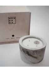 Mon Dada Urban Candle Grey S- Desire Sky