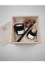 Mon Dada Black Candle & Diffuser set - Black Sea