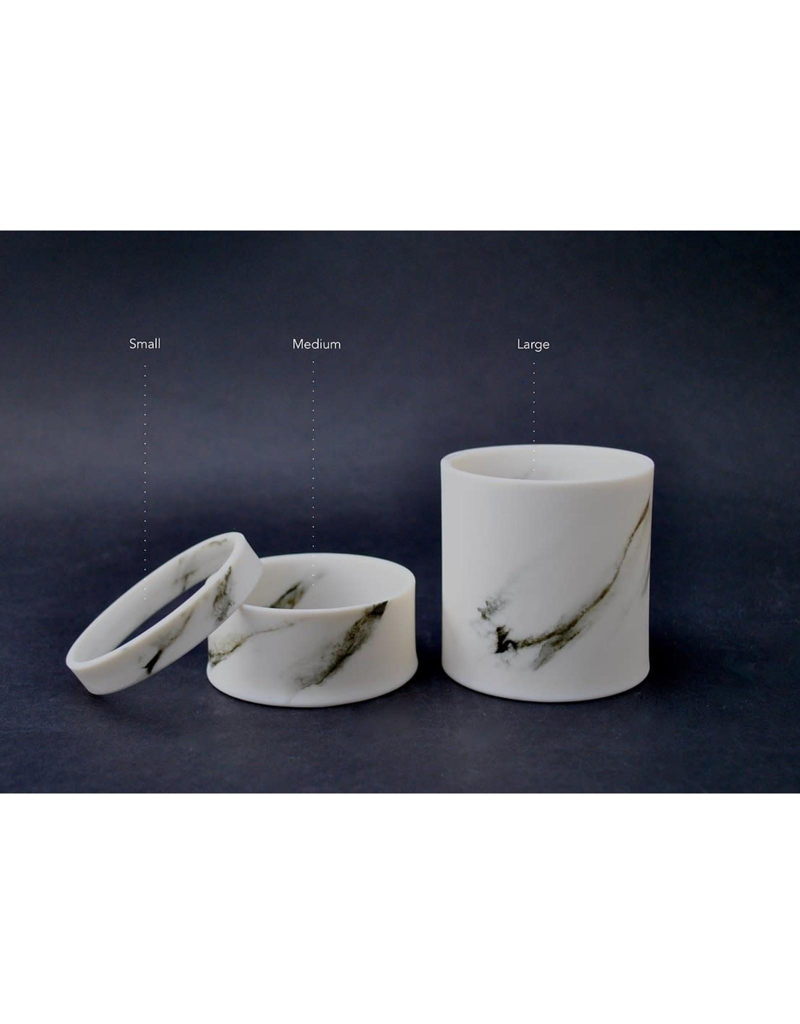 Porcelain Art Studio Armband 'Mix' Small