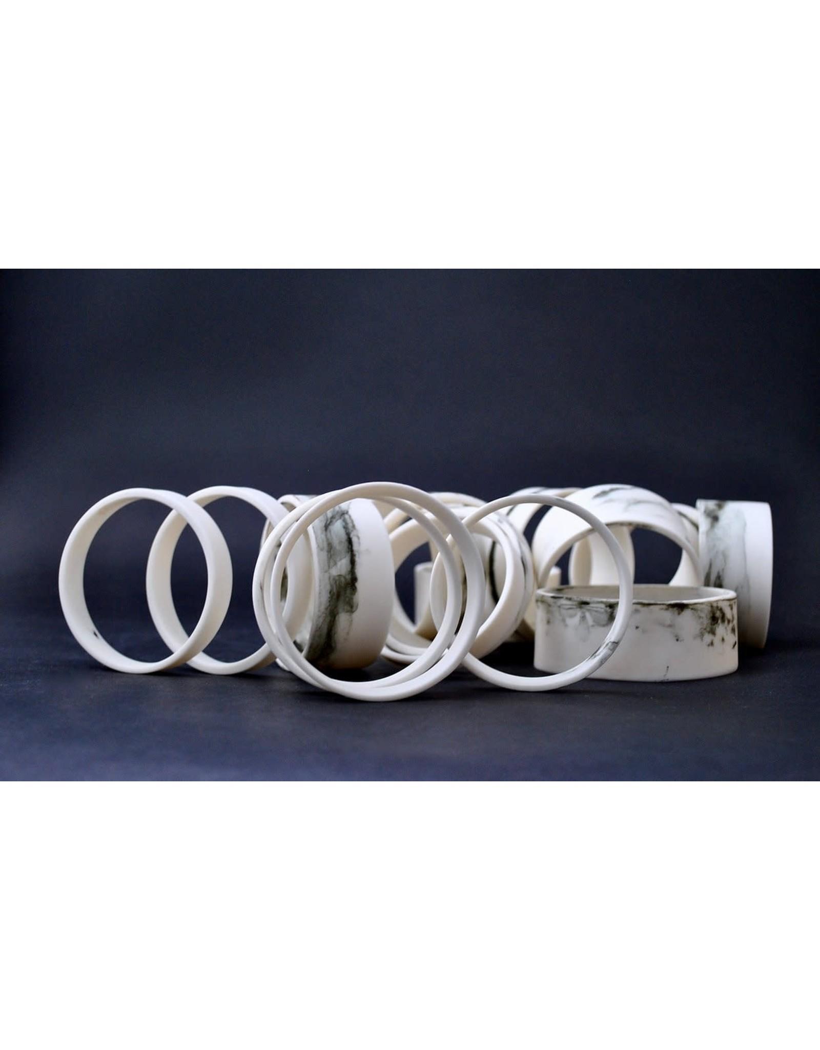 Porcelain Art Studio Armband 'Mix' Medium