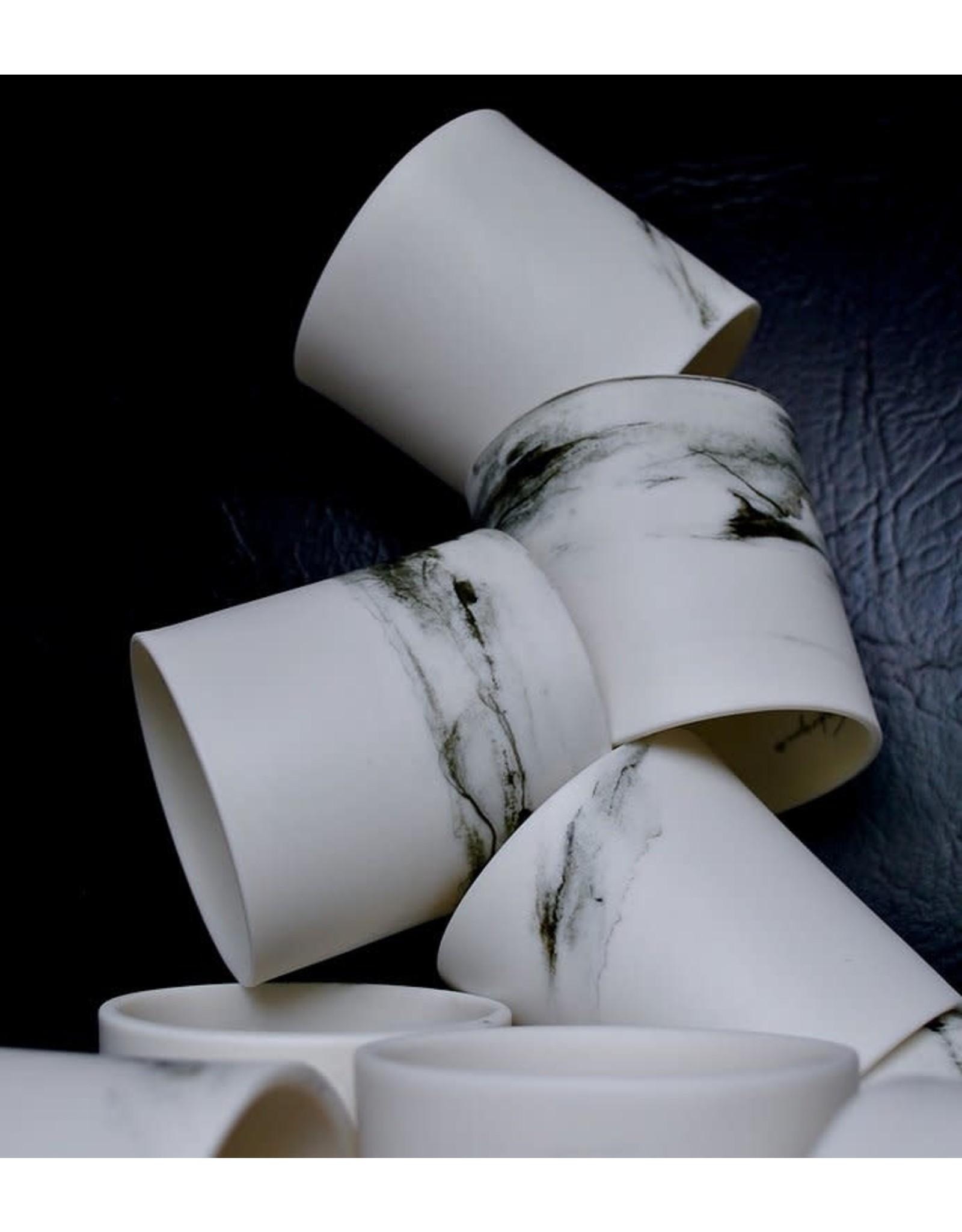 Porcelain Art Studio Armband 'Mix'  Large