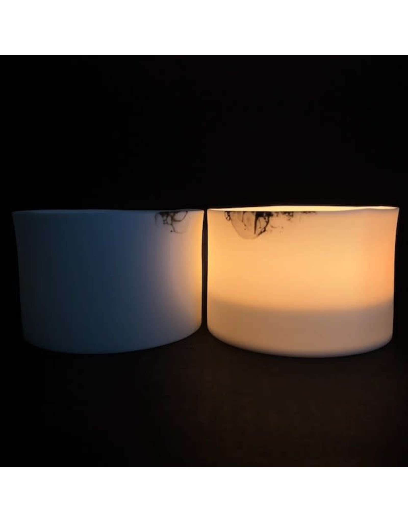 Porcelain Art Studio Bonny-Mat Windlicht Smal