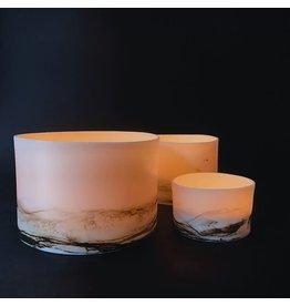 Porcelain Art Studio Claire Windlicht Cilinder X-Large