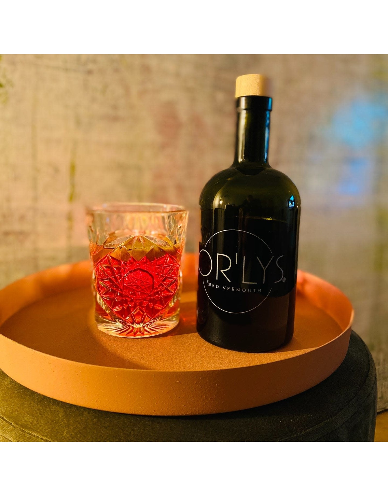 or'lys OR'LYS Red Vermouth 50Cl./19.50%Vol.