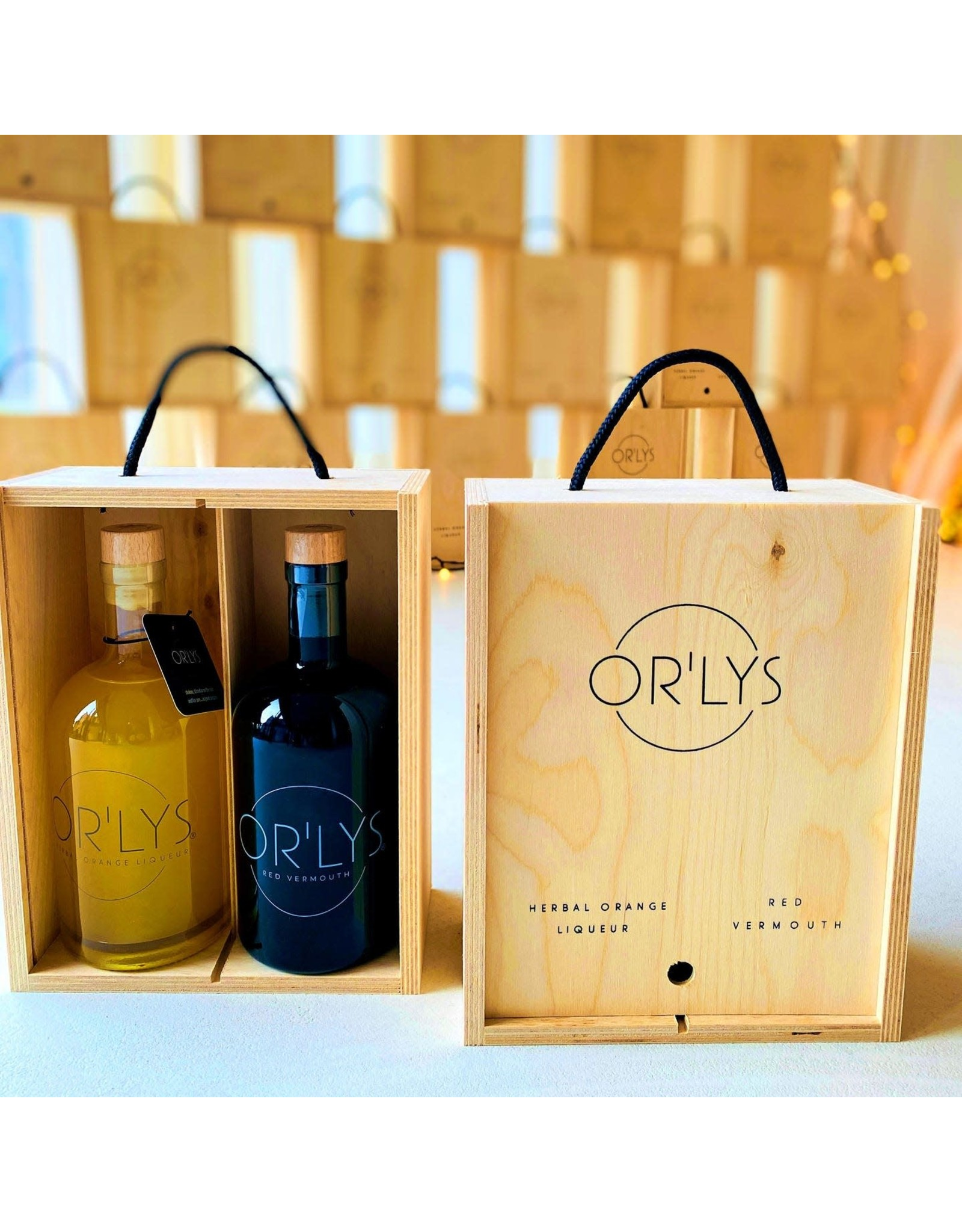 """or'lys OR'LYS Gift Pack """"2 in 1"""""""
