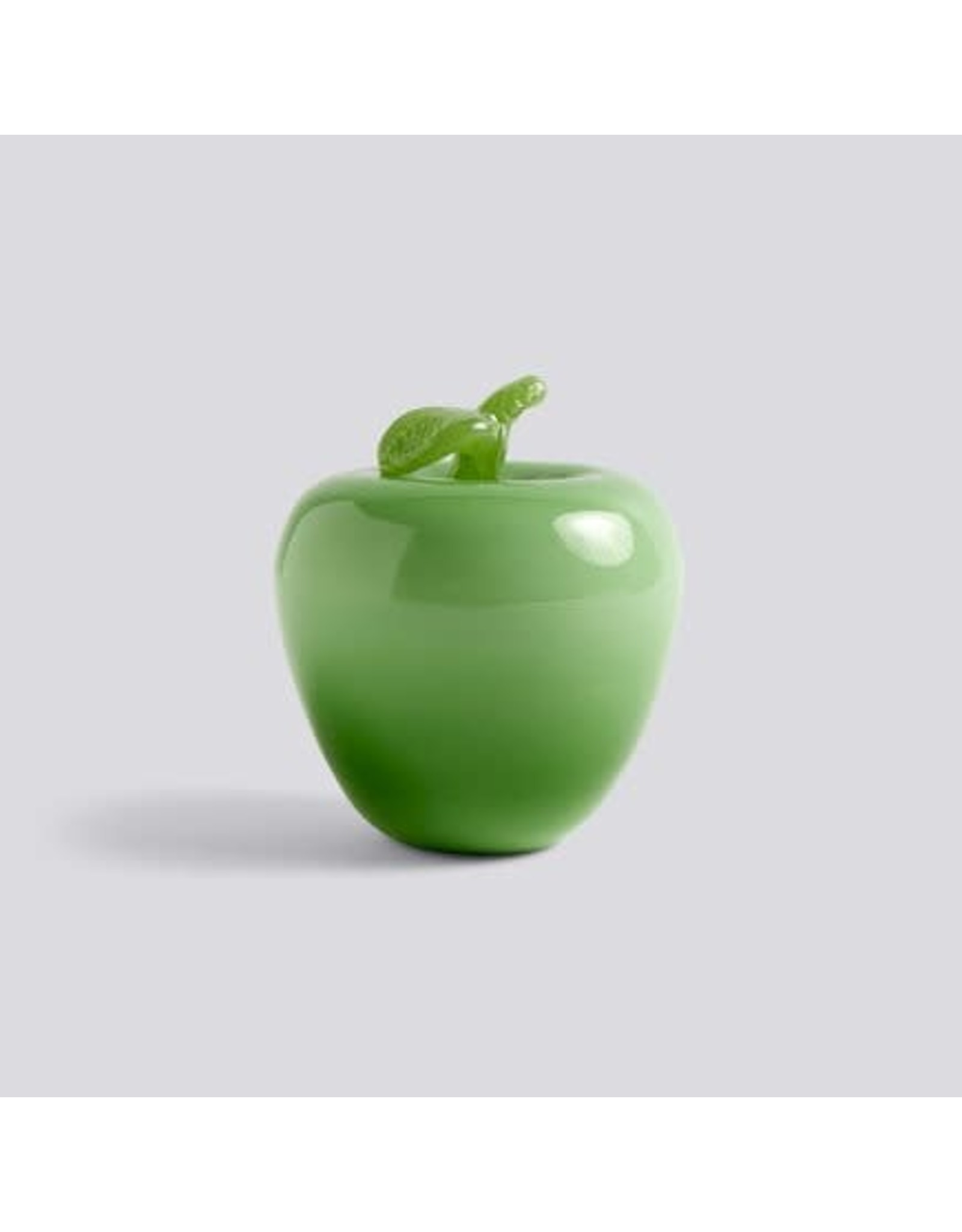 HAY Glass Decoration / Apple Green