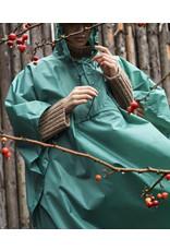 HAY Mono Rain Poncho Green