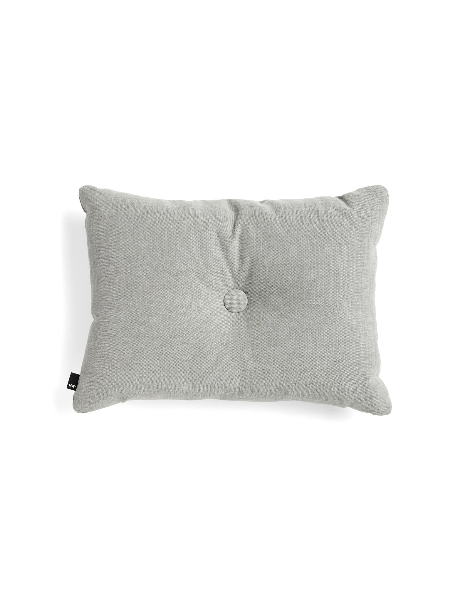 HAY Dot Cushion Tint 1 Dot Grey