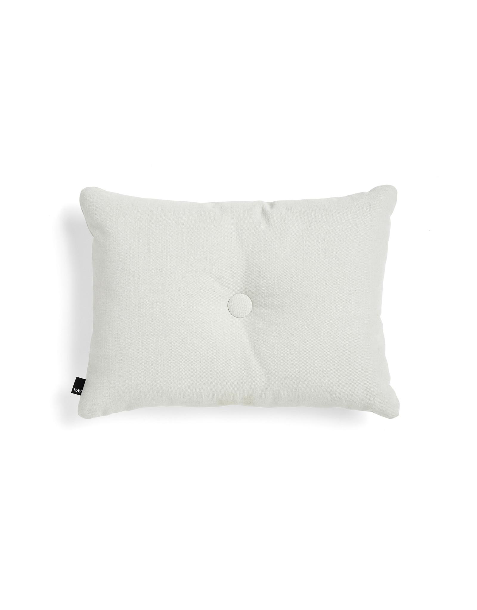 HAY Dot Cushion Tint 1 Dot Light Grey