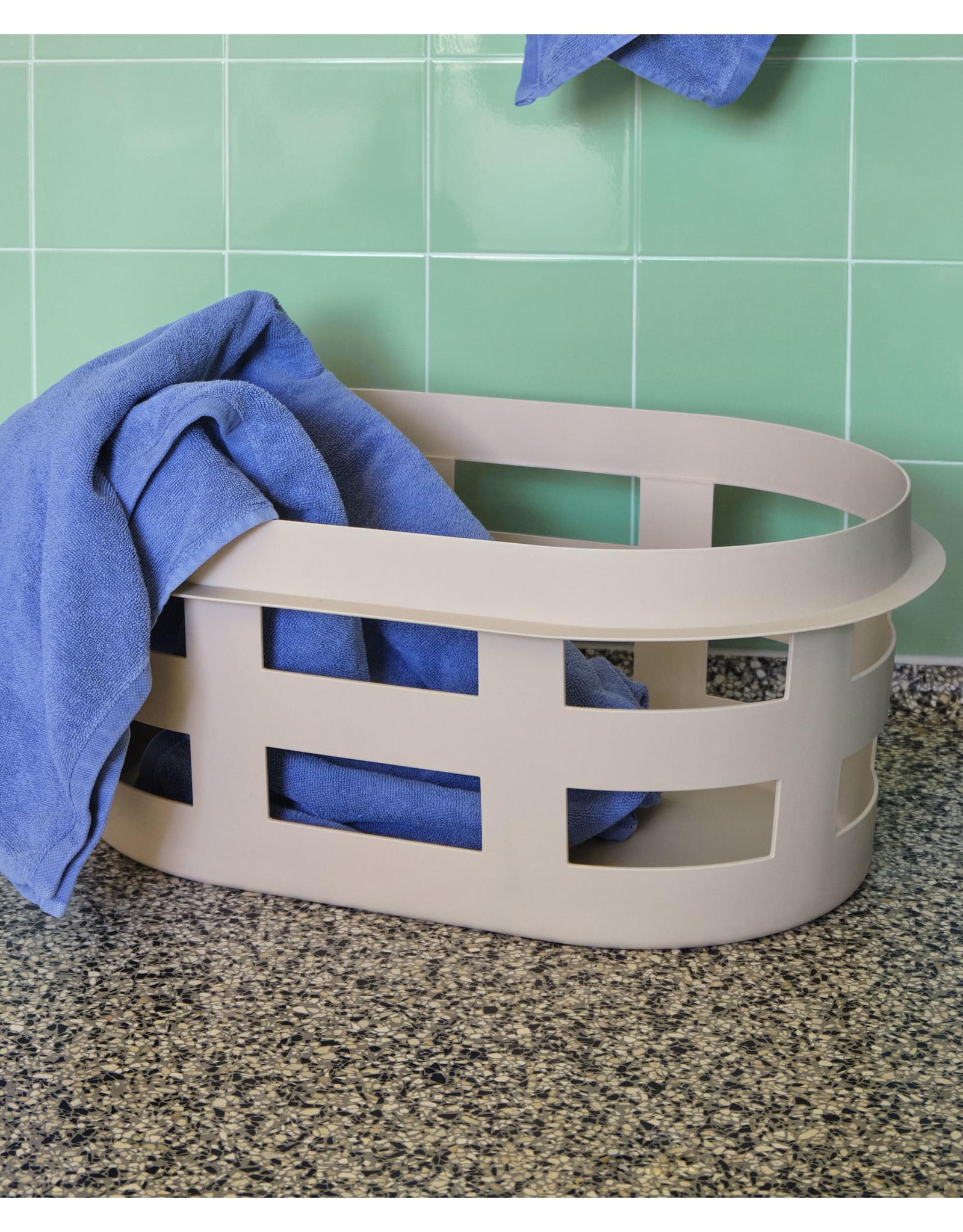 HAY Basket Small Nougat