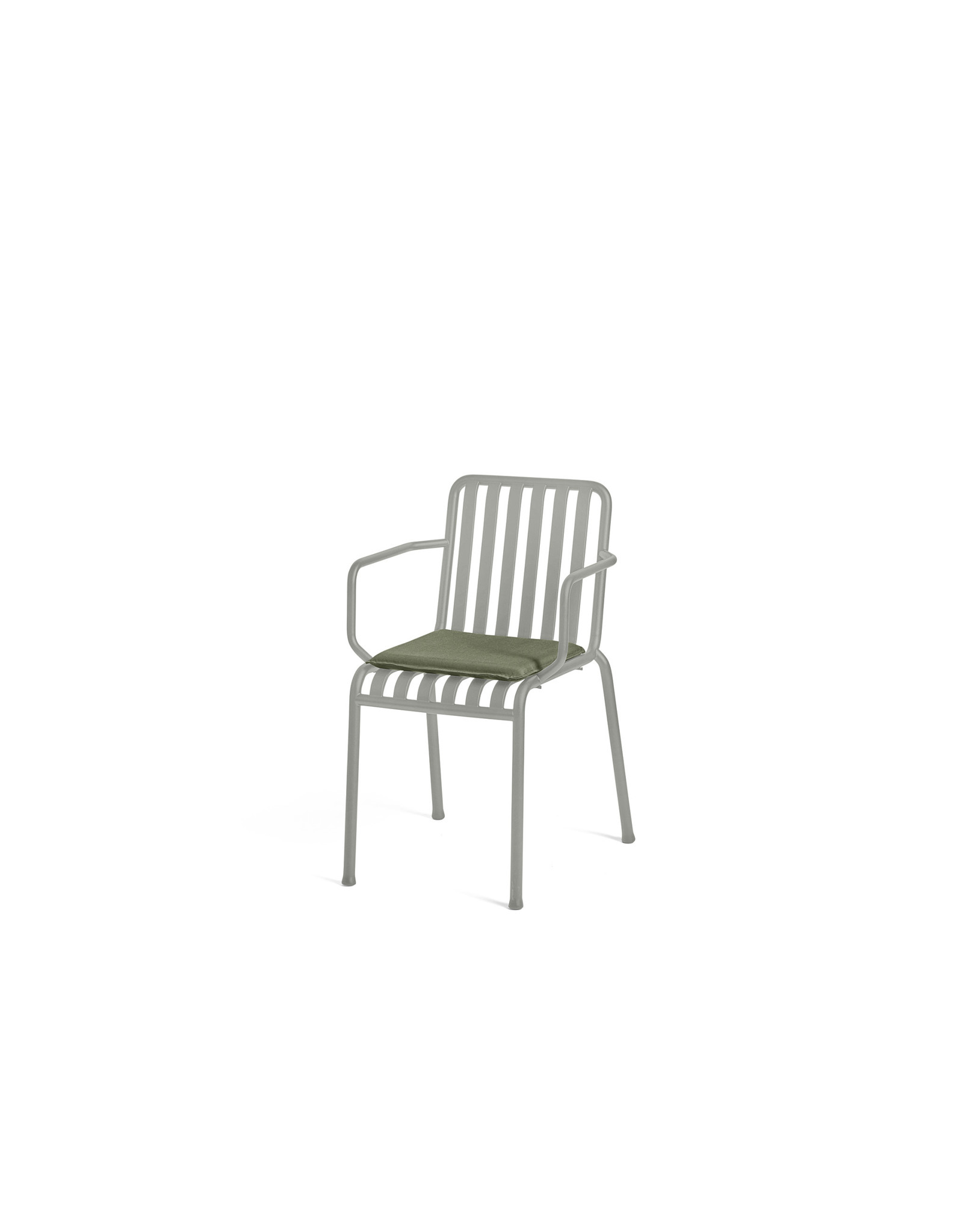 HAY PALISSADE CHAIR & ARMCHAIR SEAT CUSHION /  OLIVE