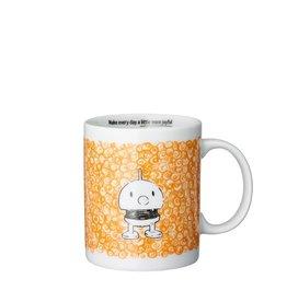 Hoptimist Hoptimist Mug - Orange