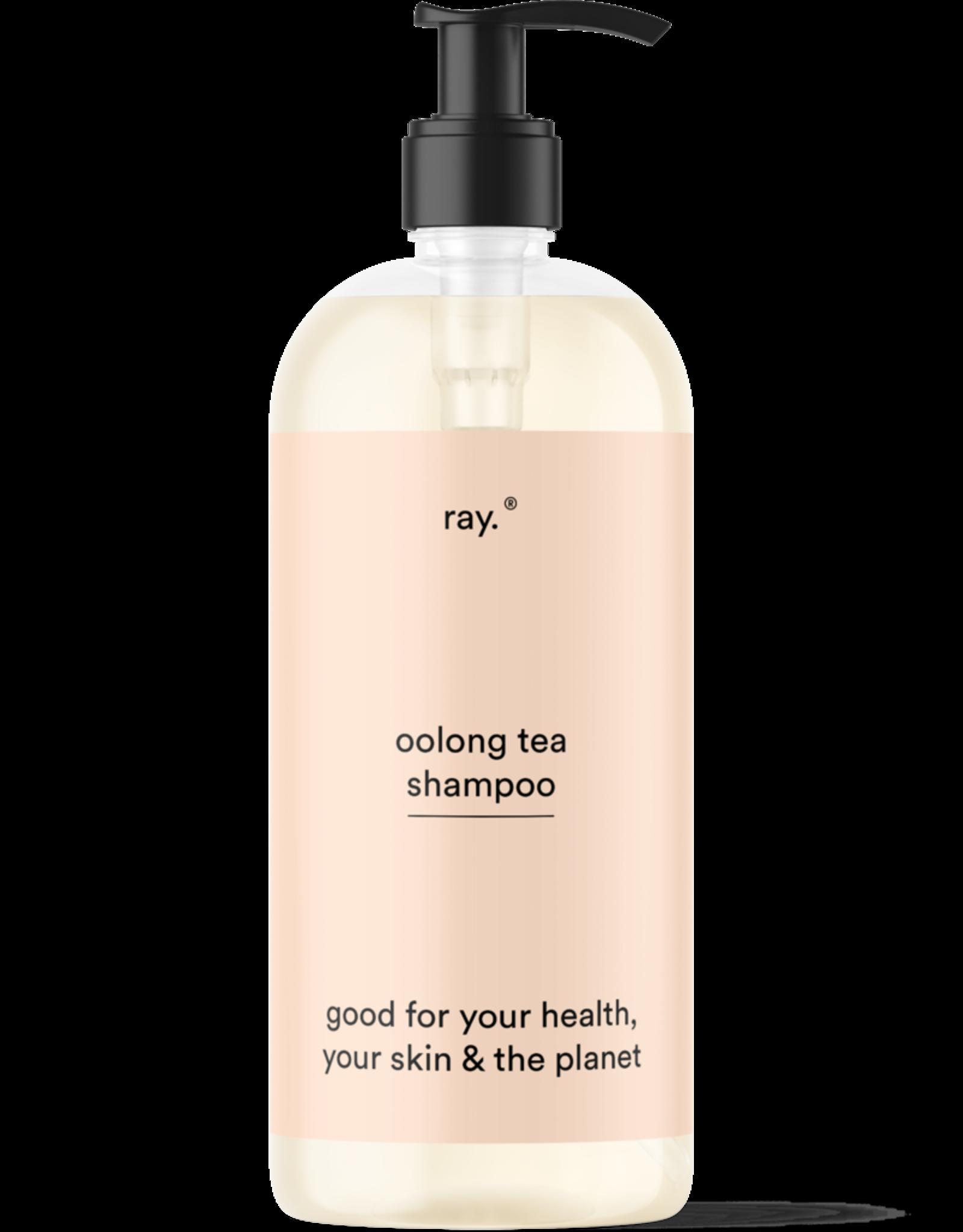 ray Shampoo - 500ml - Oolong Tea