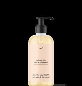 ray Bath & Shower Oil - 250ml - Oolong Tea