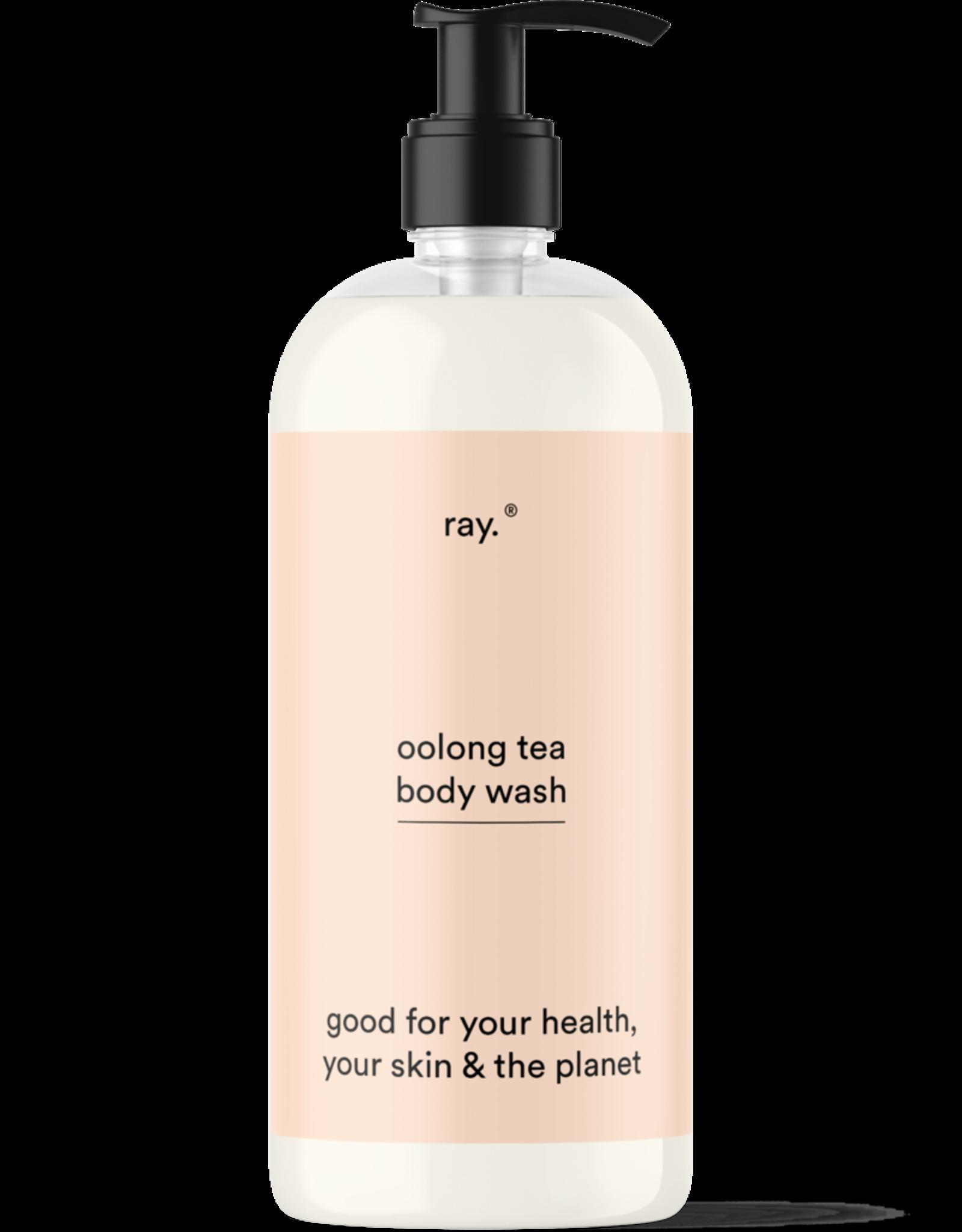 ray Body Wash - 500ml - Oolong Tea