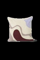 FERM LIVING Vista Cushion - Off White