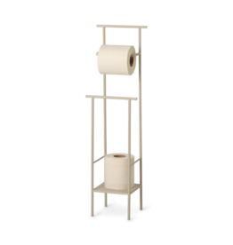 FERM LIVING Dora Toilet Paper Stand - Cashmere