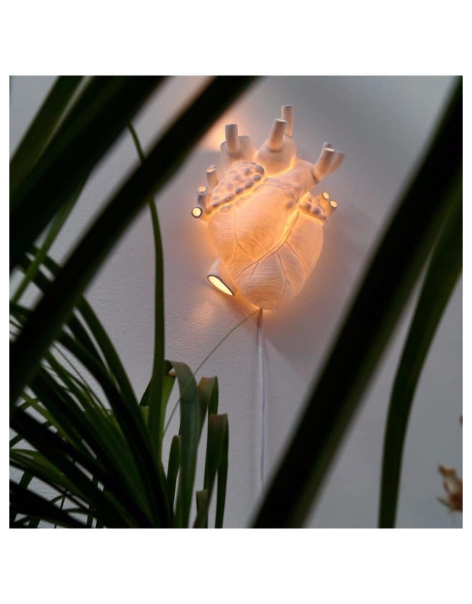 Seletti Heart Lamp