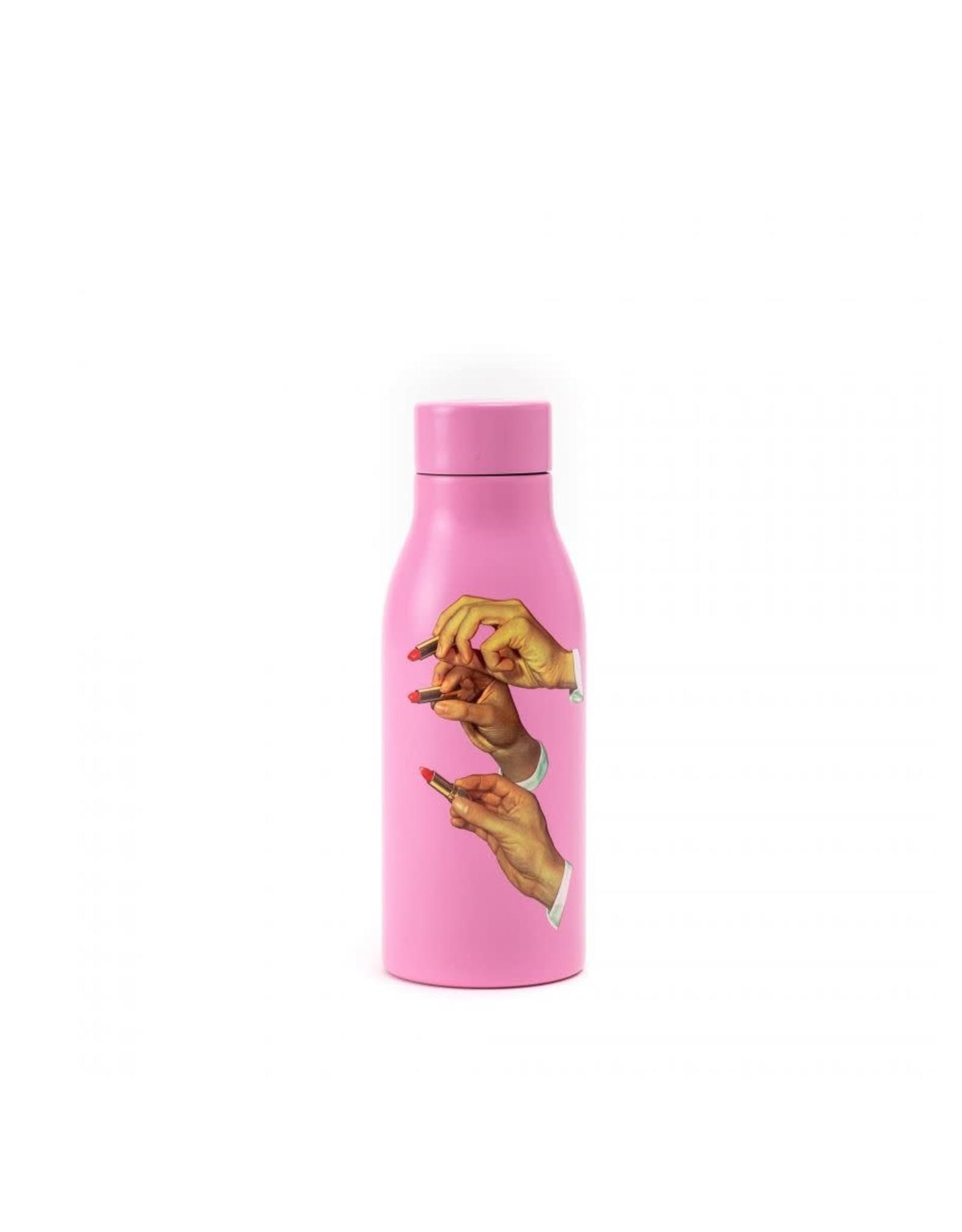 Seletti Thermal Bottle Lipstick Pink