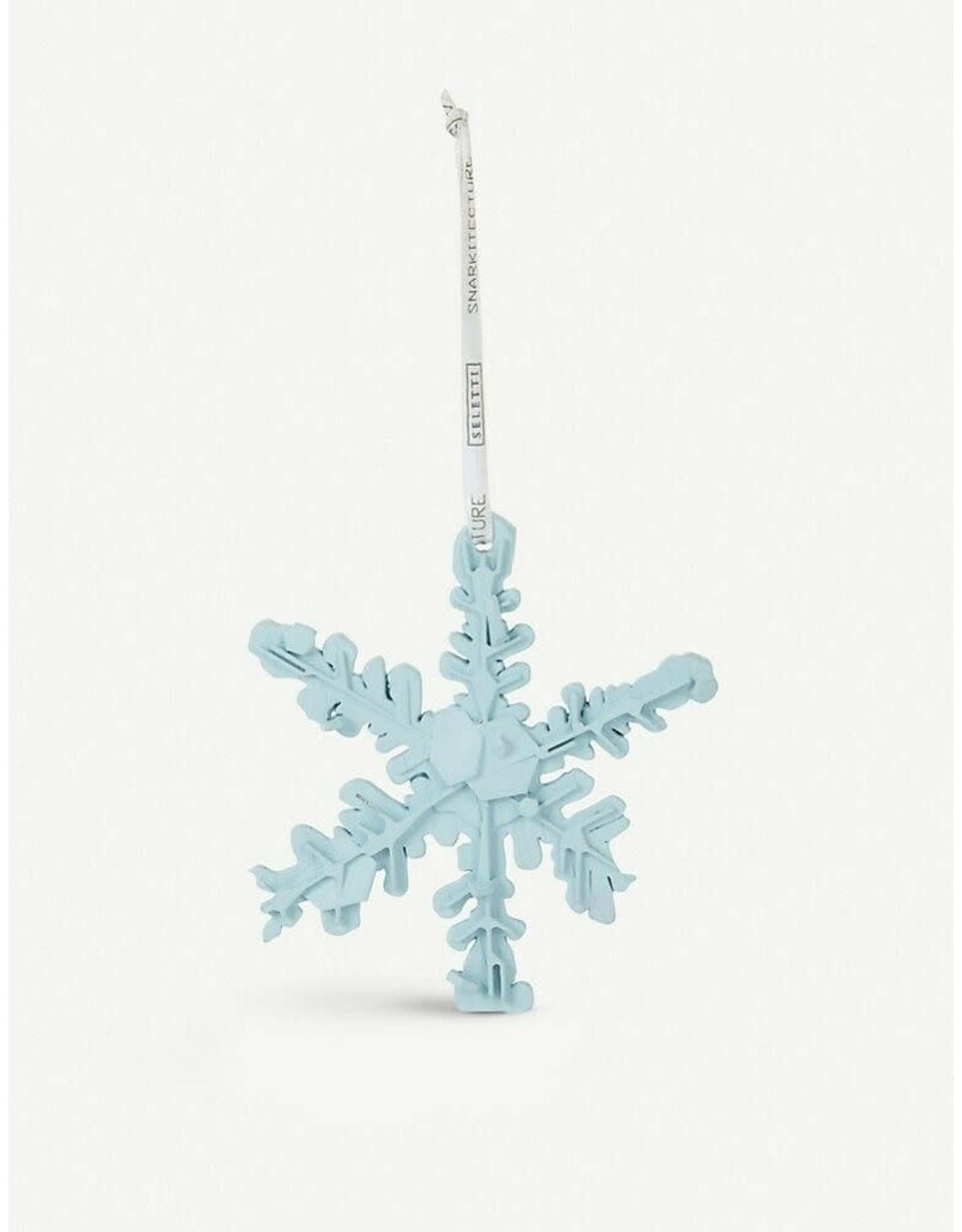 Seletti Snarkitecture Snowflake Ornament