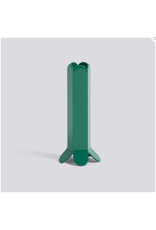 HAY Arcs Candleholder L Green