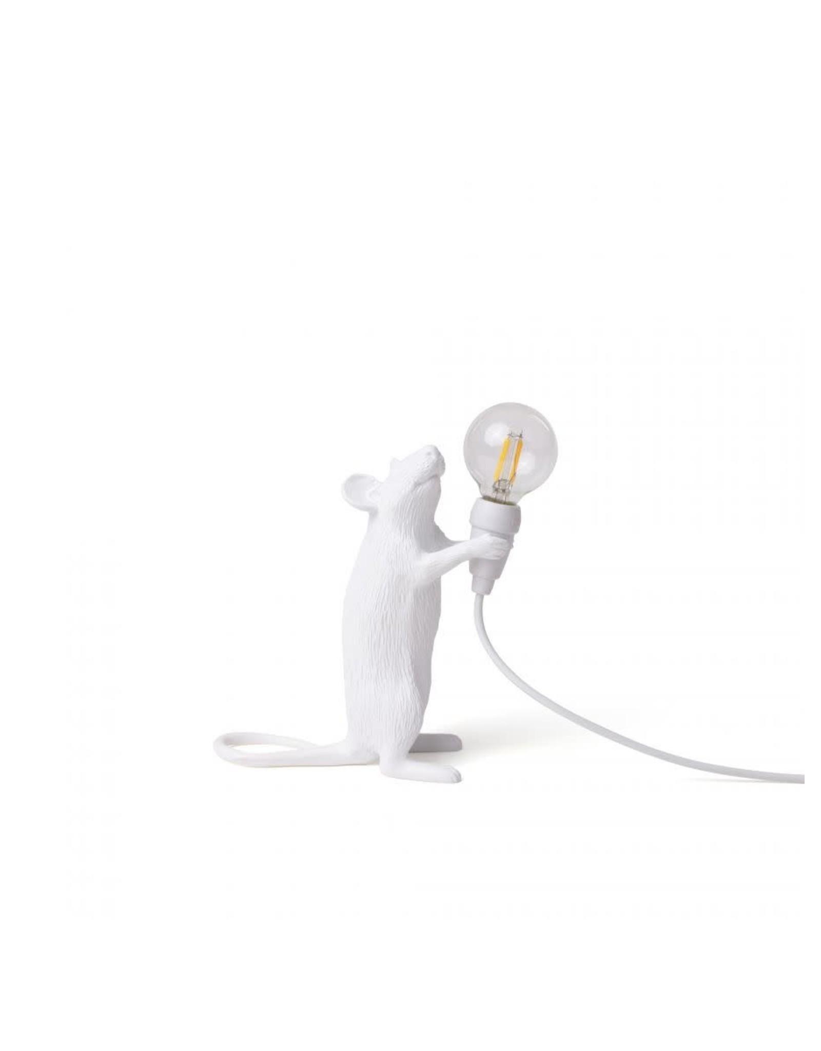 Seletti Mouse Lamp Step