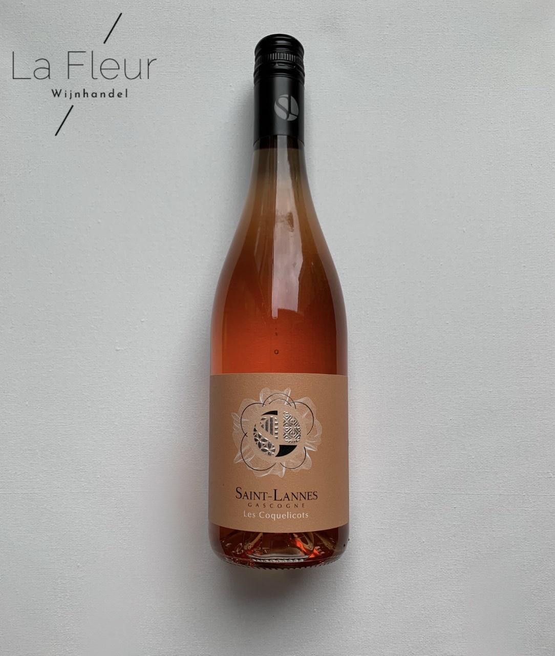 Saint Lannes Saint Lannes Rosé