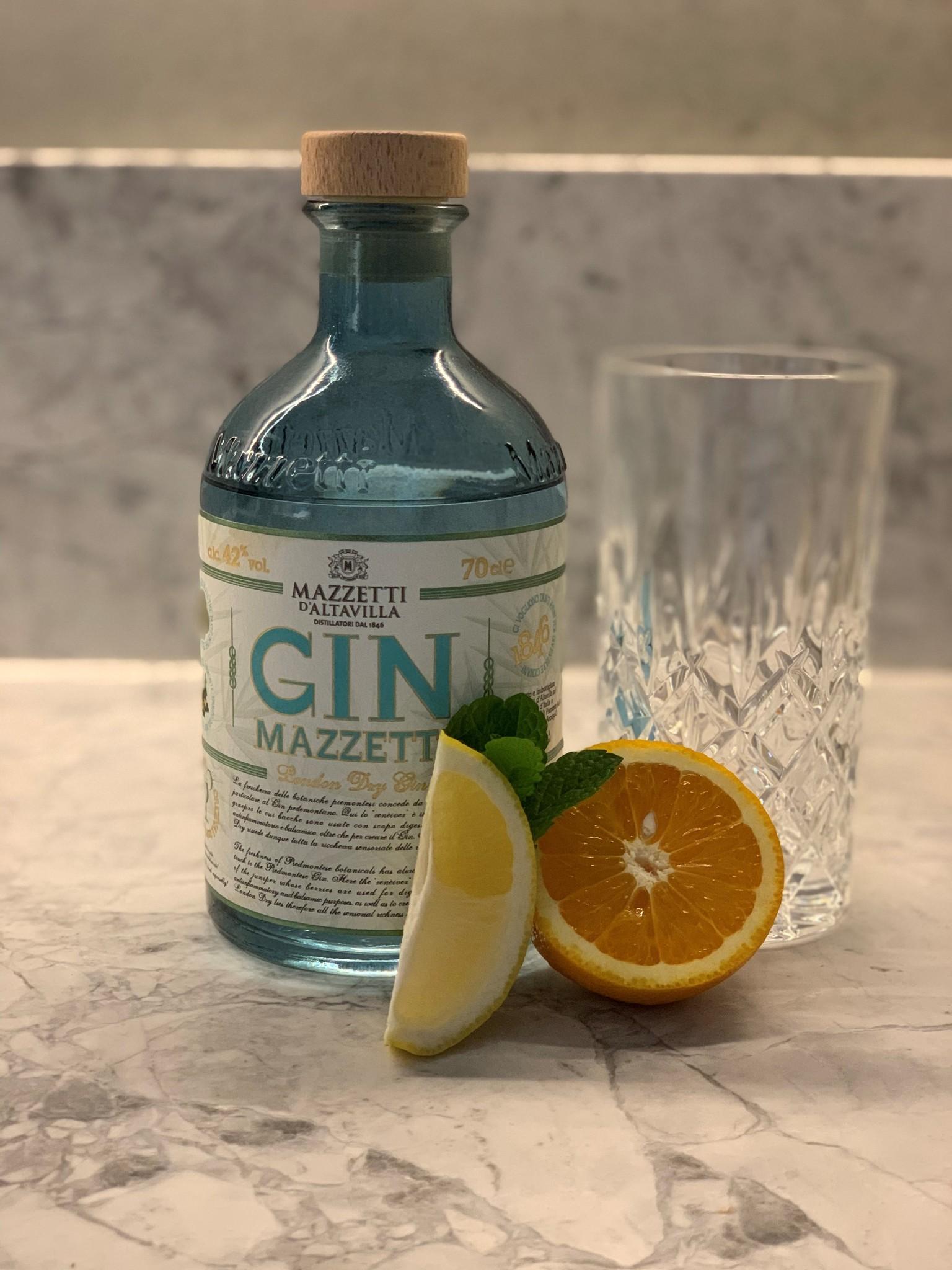Mazzetti Mazzetti London Dry Gin