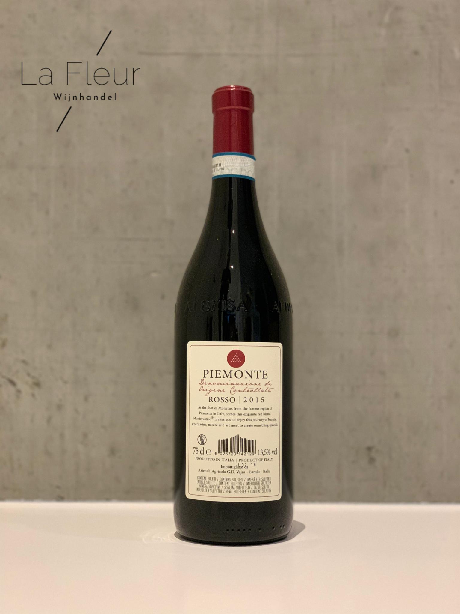 G.D. Vajra G.D. Vajra - Monterustico Rosso